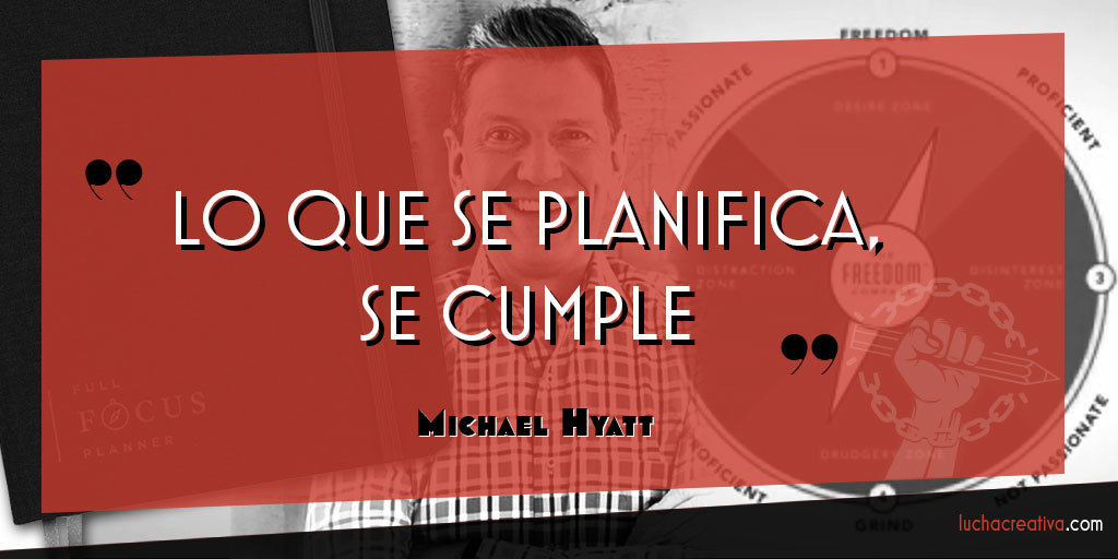 El Full Focus Planner de Michael Hyatt