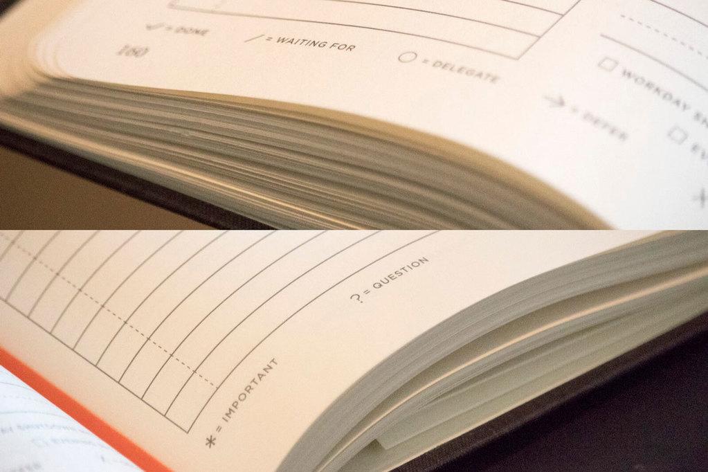 Focus Planner vs Bullet Journal