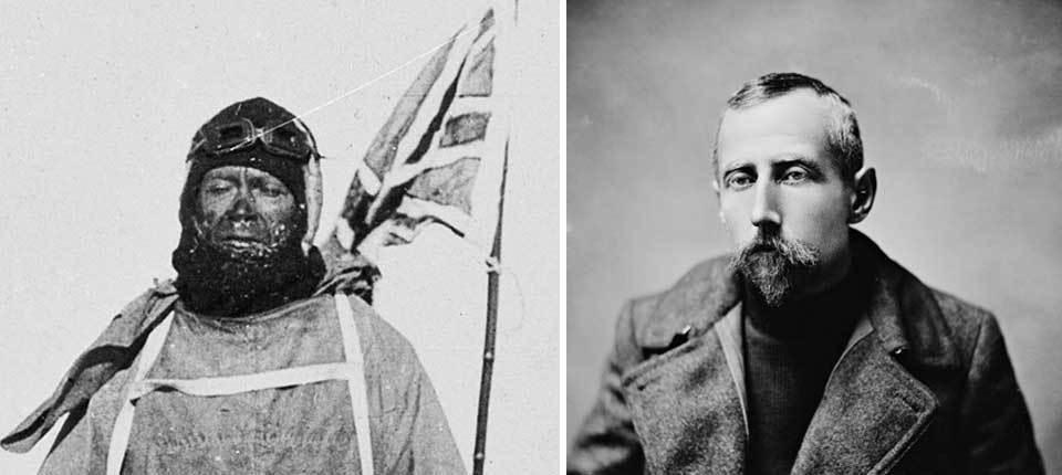 los avances consistentes de Amundsen