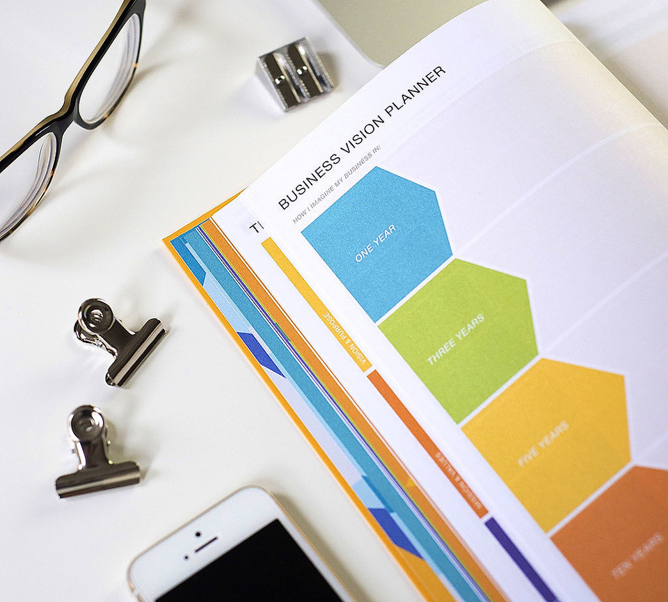 Business Vision Planner
