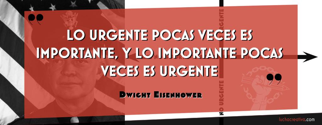 La matriz de Eisenhower… para procrastinadores